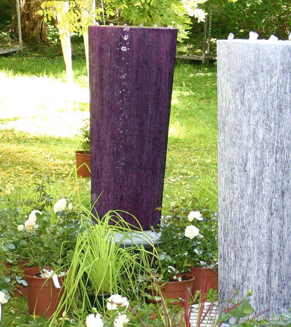 159bed02144765 Die violette Farbe bietet einen wunderschönen Kontrast und deutet etwas  Extravaganz an. Eine attraktive Quelle aus beschichtetem Edelstahl